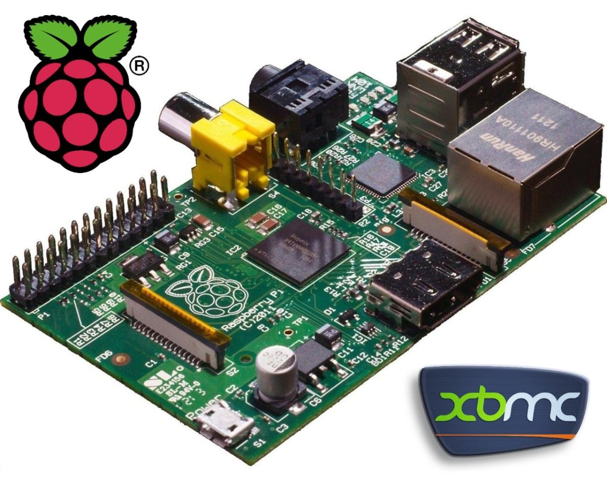 Monta tu reproductor multimedia con Raspberry Pi y XBMC